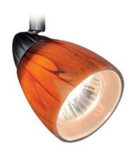 Vaxcel International TP53408DB - Veneto 5L Spot Light Pendant w/Honey Ripple Glass