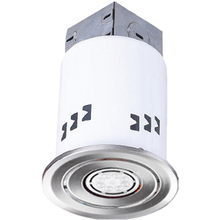 "Canarm RD3DCBN-LED - Recessed, RD3DCBN-LED, 3"" IC and Non-IC REMODEL, Gimbal Trim, 1 x Bymea 7.5W 500Lumen 3000K GU10"