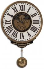 Uttermost 06021 - Uttermost Vincenzo Bartolini Cream Wall Clock