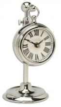 Uttermost 06070 - Uttermost Pocket Watch Nickel Marchant Cream